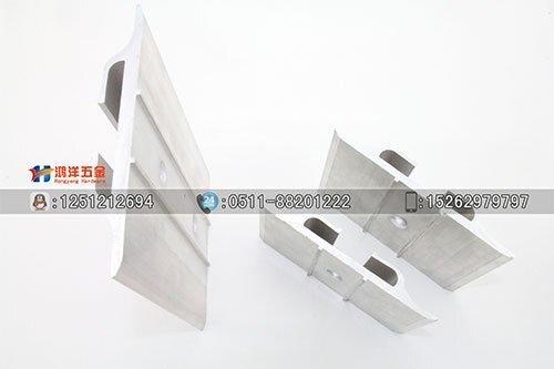 接头器铝合金压板